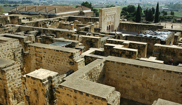 medina azahara cordoba Ruta hasta Medina Azahara
