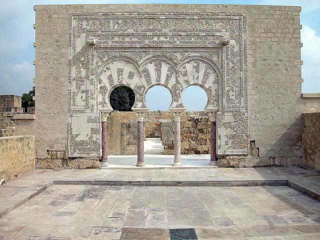 medina azahara2 La ciudad omeya de Medina Azahara