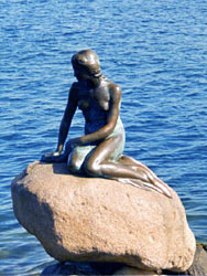 mermaid2 La romántica Sirenita de Copenhague