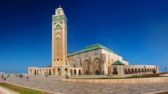 mezquita casablanca Casablanca un destino de película