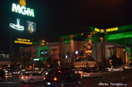 mgm Grand 460x306 MGM Grand, el hotel más grande de Las Vegas