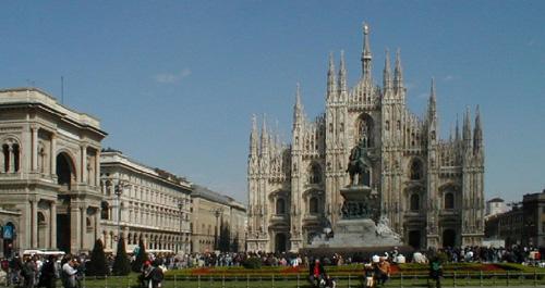 milan catedral italia Milán, más allá de la moda