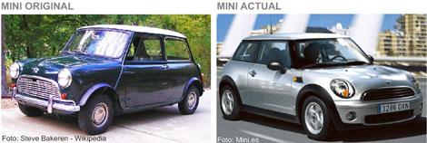 mini comparacion coches mini El Mini esta de cumpleaños