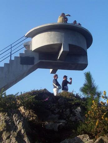 mirador 346x460 Contemplar Asturias desde el Mirador del Fito
