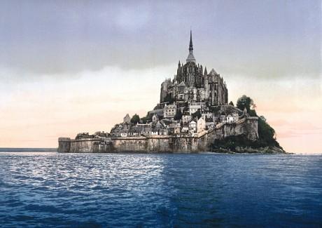 monte 460x325 El Monte Saint Michel, un islote de ensueño