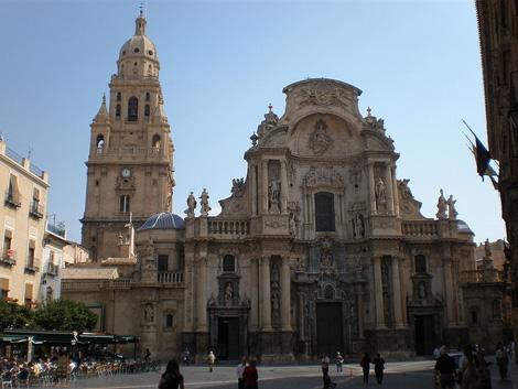 murcia foto wikipedia murcia Murcia, cálida todo el año