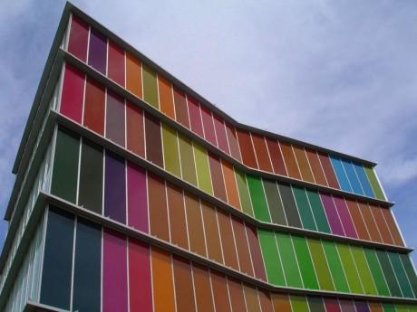 musac 460x345 Cien colores en el MUSAC de León