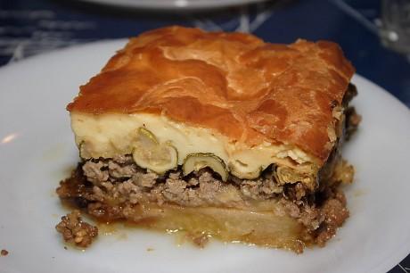 musaca 460x306 La musaca, un plato típicamente griego