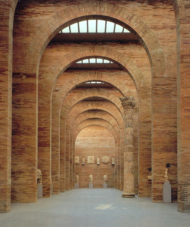 museo arte romano merida El  museo de arte romano de Mérida