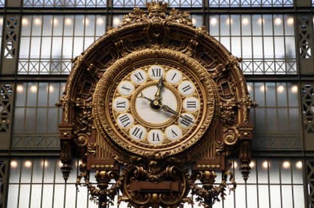 museo de orsay El Museo de Orsay en París