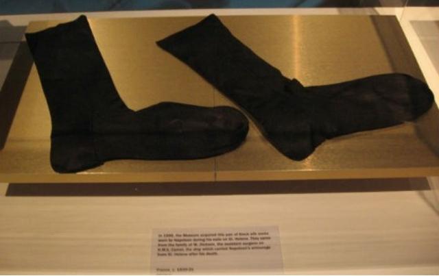 museo del calcetin El museo del calcetín en Tokio
