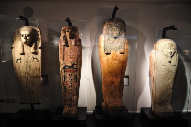 museo egipcio barcelona Los egipcios en Barcelona