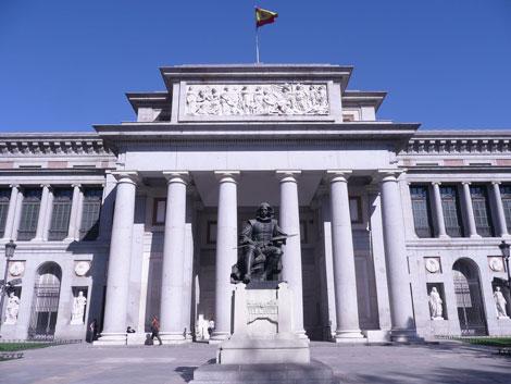museo prado madrid Paseo del Arte por Madrid
