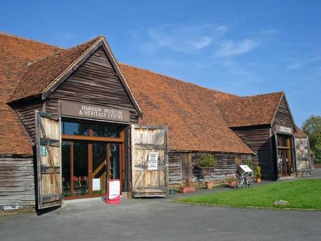 museo1 460x345 El museo de Harrow y sus misteriosos fenómenos