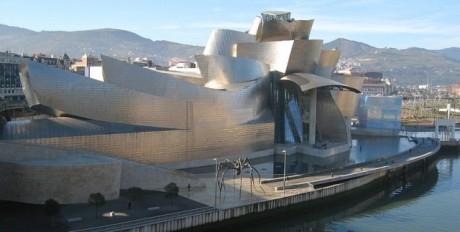 museo Guggenheim Bilbao 460x232 Visitando el Museo Guggenheim de Bilbao