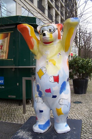 osito 306x460 El oso berlinés