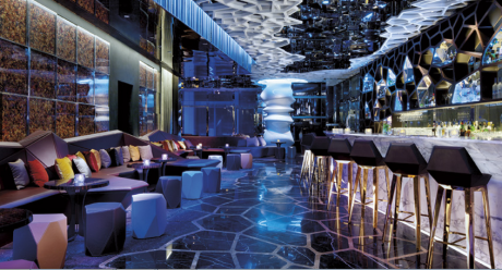 ozone 460x248 El Ozone, el restaurante más alto del mundo