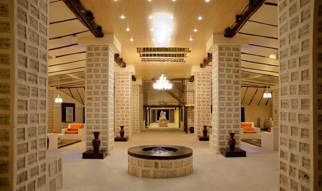 palacio de sal bolivia El hotel más salado del mundo
