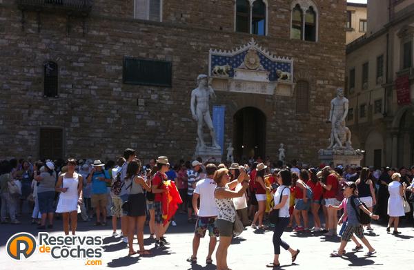 palazzo vecchio florencia En busca del Da Vinci perdido
