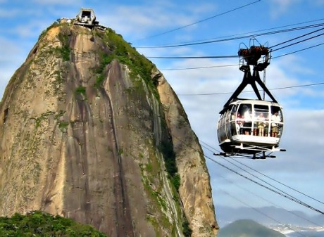 pan de azucar 460x337 El Pan de Azúcar: uno de los morros de Río de Janeiro