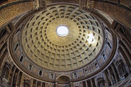 panteón 460x306 El Pantéon de Roma: un templo divino