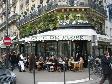 paris 460x345 Saint Germain des Prés, el barrio artístico de París