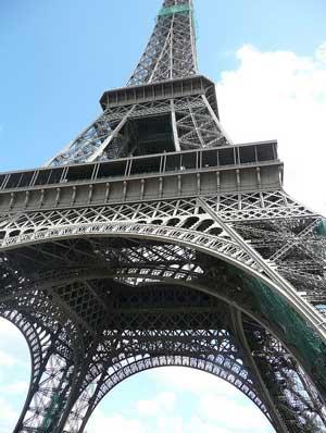 paris torre eiffel dia Lugares turísticos más fotografiados del planeta