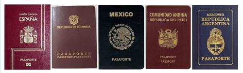 pasaporte consejos Ojo con el pasaporte cuando viajes
