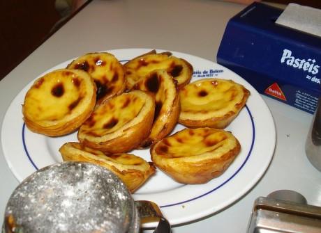 pasteis1 460x335 La Casa Pastéis de Belém y los famosos pastéis de nata