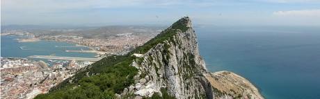 peñon 460x143 Descubre el Peñón de Gibraltar