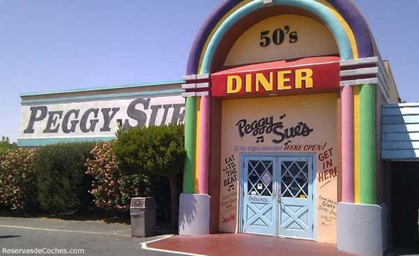 peggy sue dinner ruta 66 Cuanto cuesta hacer la Ruta 66