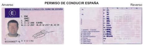 permiso licencia carne conducir puntos1 El permiso o carné de conducir por puntos