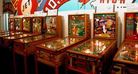 pinball 460x248 Museo Pinball Pacífico, ¿juegas?