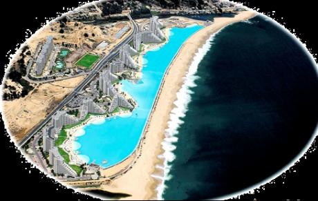 piscina 460x291 La piscina más grande del mundo