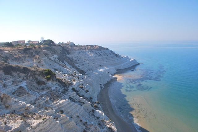 playa de Scala dei Turchi La playa de los acantilados blancos