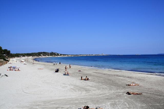 playa las salinas ibiza Las Salinas la playa de los famosos en Ibiza
