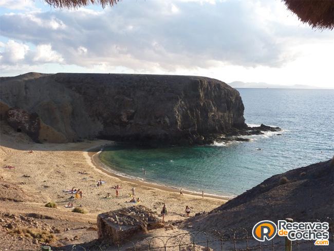 playa papagayo lanzarote Las mejores playas de Lanzarote