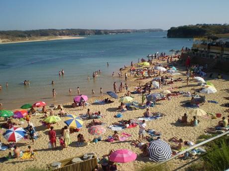 playa3 460x345 En la playa, protector solar