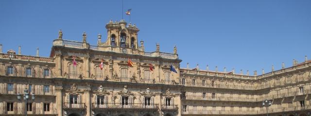 plaza mayor salamanca La Plaza Mayor de Salamanca