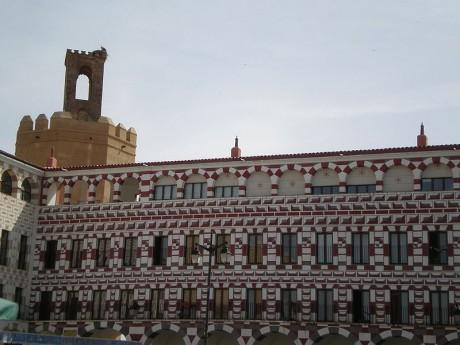 plazaalta 460x345 La Plaza Alta de Badajoz