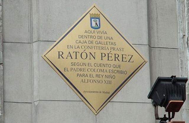 ratoncito perez La casa museo del Ratoncito Pérez