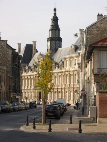 reims 345x460 Reims un trozo de la historia de Francia