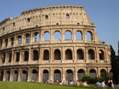 roma 460x345 Los países más turísticos