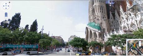 sagrada familia barcelona Conocer Barcelona sin salir de casa