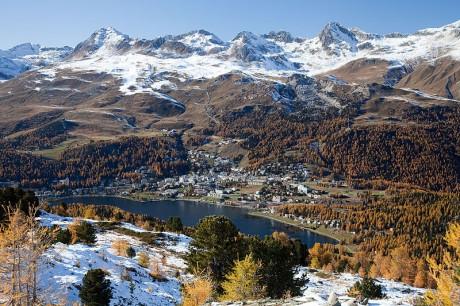 saint 460x306 Lujo y nieve en Saint Moritz