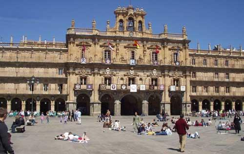 salamanca foto wikipedia Un paseo por Salamanca