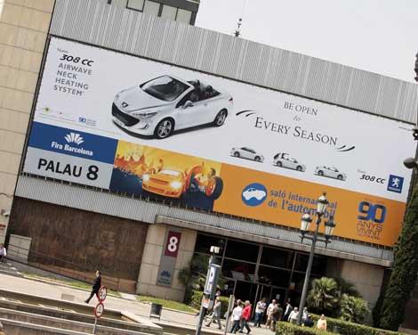 salon internacional automovil barcelona Salón Internacional del Automóvil de Barcelona