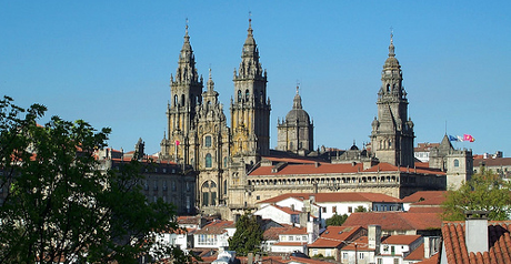 santiago de compostela Alquiler de coches en Galicia