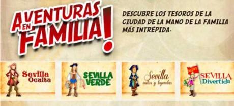 sevilla 460x209 Visita Sevilla en familia