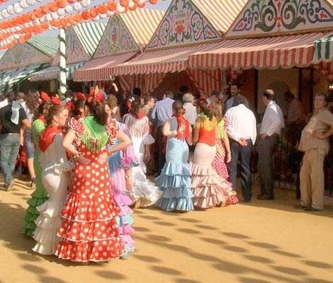 sevilla feria abril Sevilla, se acerca la Feria de Abril